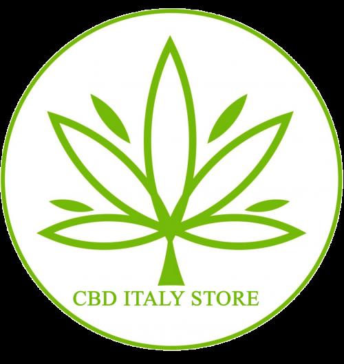 CBD ITALY STORE LOGO